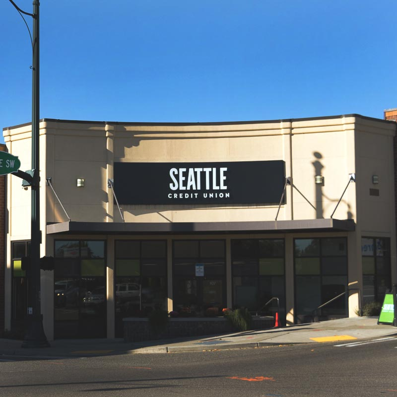 Our branch in Burien.