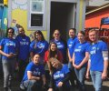 Seattle Credit Union Gets Fired Up For United Way's Day of Caring